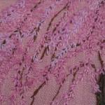 Twitterでも発信しています。ぜひご覧ください。ワークショップで織りのかわいいピンクッションを作りました。